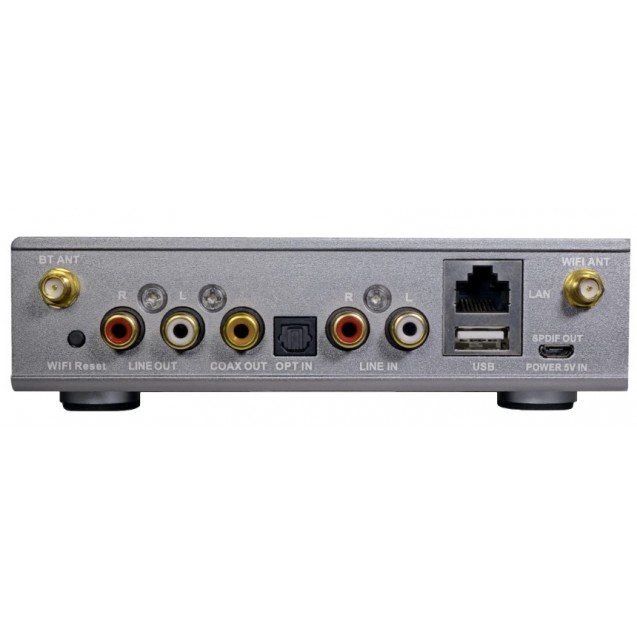 NuPrime Omnia WR-1/Versatile multi-zone audio streamer