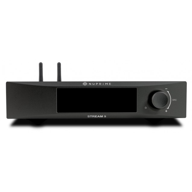 Nuprime Stream-9 reference class multi-room streaming station