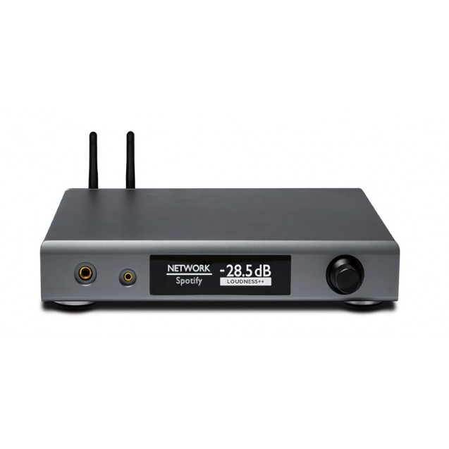 NuPrime Omnia A300 full-featured multi-zone streaming integrated amplifier