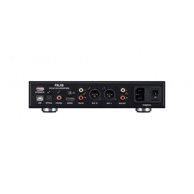 PALAB DAC-M1  DAC (MQA) /Preamp/ headphone amp