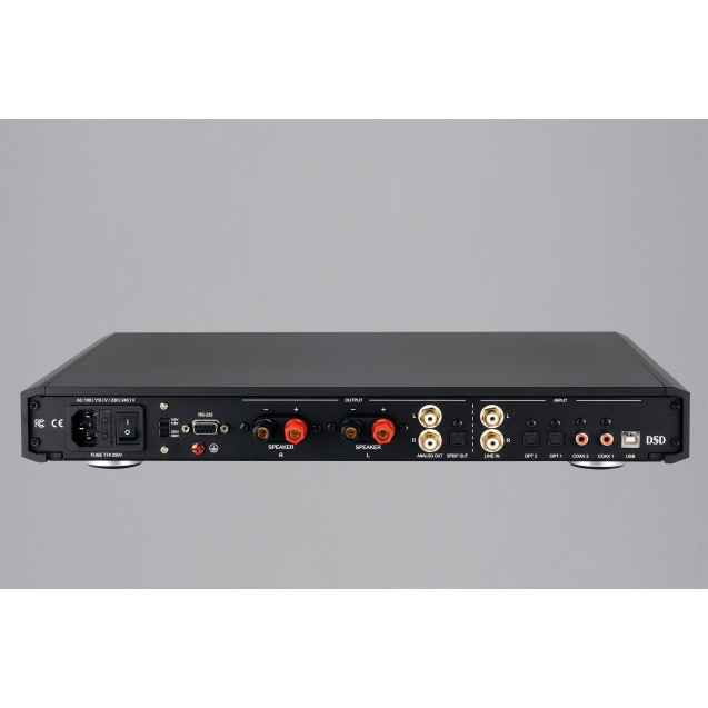 IDA 16 Integrated Amp with DSD DAC