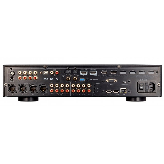HD-AVP 影音解碼處理器
